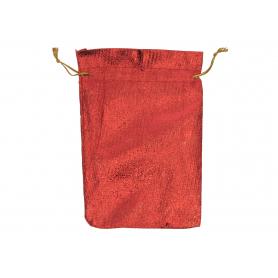 Woreczek metalizowany HY4057-red