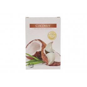 Świeca podgrzew.zapach. coconut P15-60