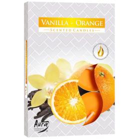 Podgrzewacze zapachowe Wanilia - Pomarańcza P15-37