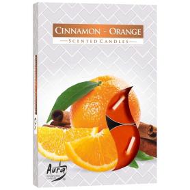 Podgrzewacze zapachowe Cynamon - Pomarańcza P15-159