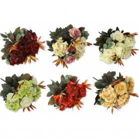 Bukiet Strelicja Róża 54363 3396
