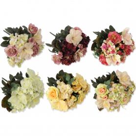 Bukiet Róża Amarylis x14 54364 3192