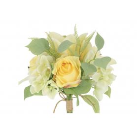 Bukiet Lilia Koreańska z Różą 54387 BW9043