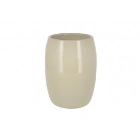 Ceramiczna doniczka Euforia Sand 12120SA 121/20