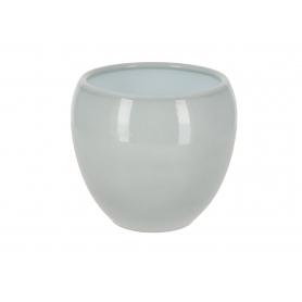 Ceramiczna doniczka kula green 10017 100/17