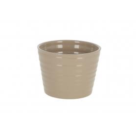Ceramiczna osłonka Kopenhagen greige 011314GR 0113/14