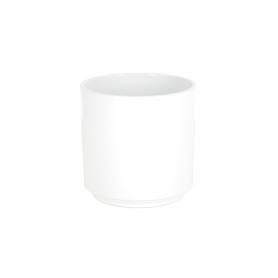 Ceramiczna osłonka Cylina biała  73713BI 737/13
