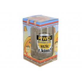 BEER TIME kufel 500ml 95981