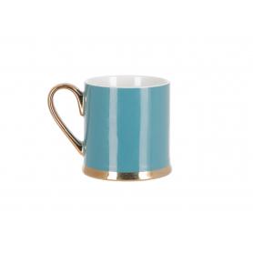 Ceramiczny kubek XAVIER 340ml c.zieleń HTPL3480