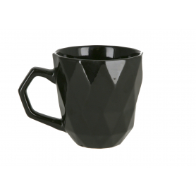 Ceramika Kubek Adel Black 380ml HTPS2658