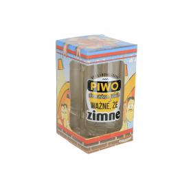 BEER TIME kufel 500ml 95984