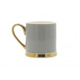 Ceramiczny kubek XAVIER 340ml j.szary HTPL3459