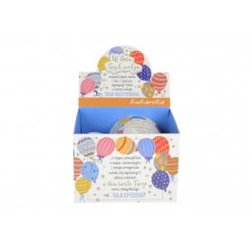 Ceramiczny kubek GIGANT Urodziny 4237-uro 5907511304724