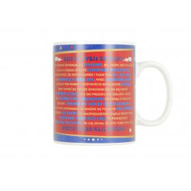 Ceramiczny kubek GIGANT 50 Urodziny 4237-50 5907511304724