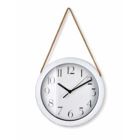 Zegar okrągły na pasku HTBE9031