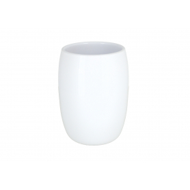 Ceramiczna doniczka Eforia White 12120WH 121/20