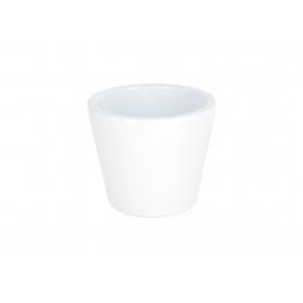 Ceramiczna doniczka Deco White 13014 130/14