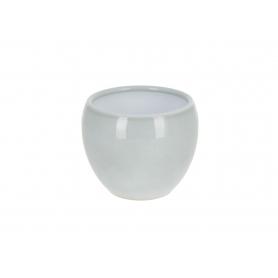 Ceramiczna doniczka kula green 10014GR 100/14