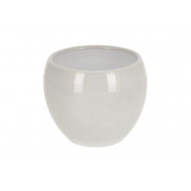 Ceramiczna doniczka kula stone 10014ST 100/14