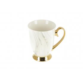 Ceramiczny kubek GEORGIA GOLD HTPL0555