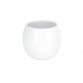 Ceramiczna doniczka Barrel White 12013WH  120/13