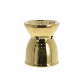 Ceramiczny kominek 9x9x10,5cm 743016G