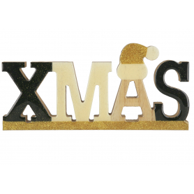 Bożonarodzeniowy napis XMAS  912808