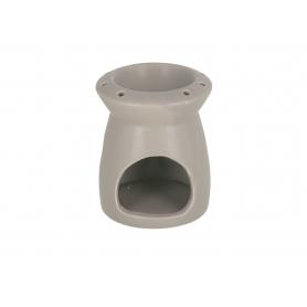 Ceramiczny kominek grey 9,3x9,3x11,5cm 12315GR