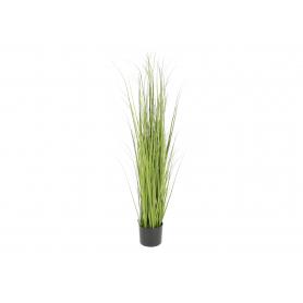 Kwiaty sztuczne trawa w doniczce 120cm 404112