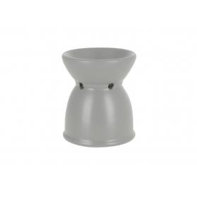 Ceramiczny kominek 9x9x10,5cm 743016WH
