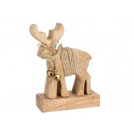 Bożonarodzeniowa figurka Renifer 01760