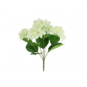 Kwiaty sztuczne hortensja bukiet