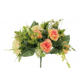 Bukiet  Róż z Hortensją i dodatkami 53961 277-011