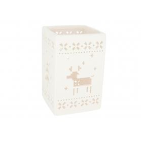 Bożonarodzeniowy Lampion renifer 9731
