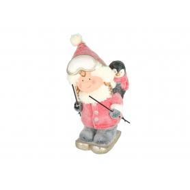 Bożonar figurka narty