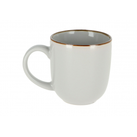 Ceramiczny kubek Cal Grey 450ml HTPB4973