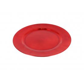 Podtalerz czerwony 33cm 6440