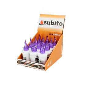 Wkład Subito diodowy Fioletowy SL2R6violet
