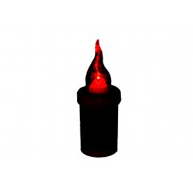Wkład Subito diodowy Czerwony SL2R6red