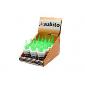 Wkład Subito diodowy Zielony SL2R6green
