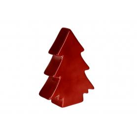 Bożonarodzeniowa Choinka burgundowa 34235