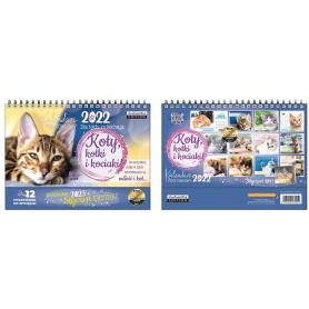 Kalendarz pocztówkowy KOTY 75019