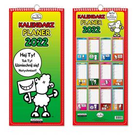 Kalendarz planer SHEEPWORLD SZCZERY 74975