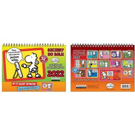 Kalendarz pocztówkowy SHEEPWORLD SZCZERY 75033