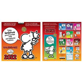 Kalendarz classic Q SHEEP SZCZERY 74890