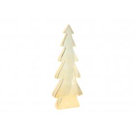 Bożonarodzeniowa Choinka złota maxi 3155