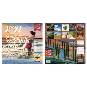 Kalendarz classic Q DOBRYCH MYŚLI 74869