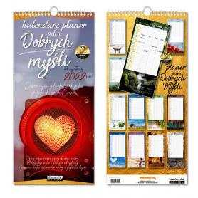 Kalendarz planer DOBRYCH MYŚLI 74944
