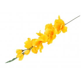 Mieczyk gałązka pojedyncza 54947-gold yellow BL018