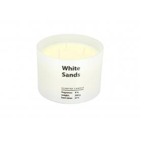 Świeca zapachowa WHITE SANDS 34082